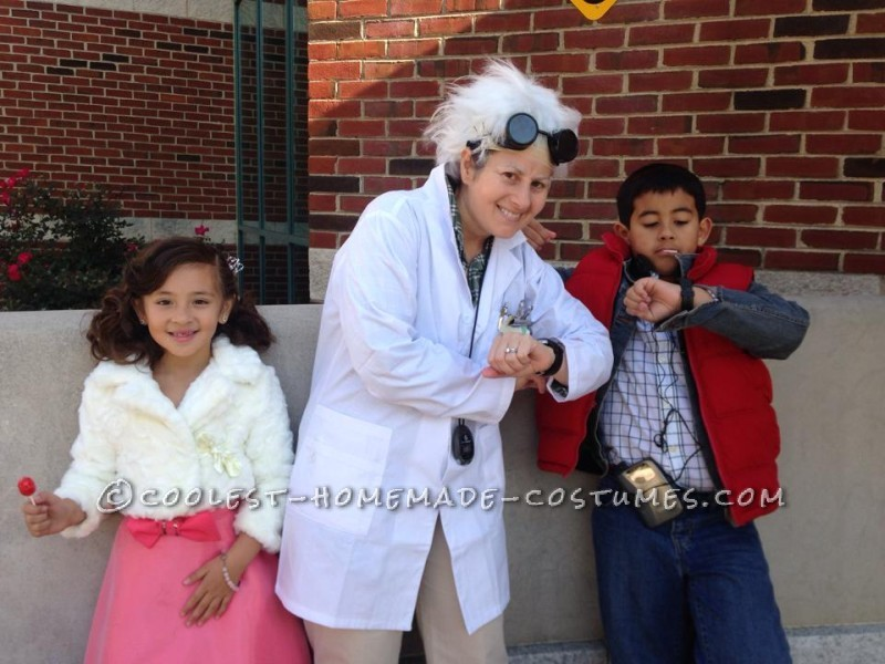 Fantastic Back to the Future Family Costume - 7