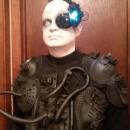 Fantastic Homemade Borg Costume