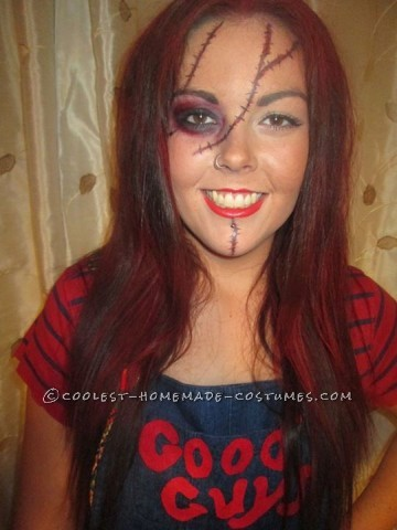 Female Chucky Halloween Costume