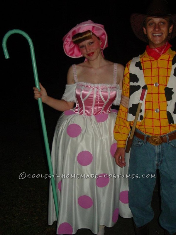 Woody and Bo-Peep