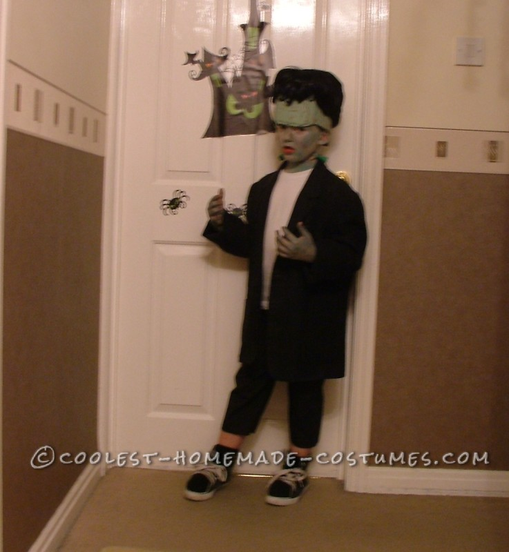 Thomas is Frankie!!