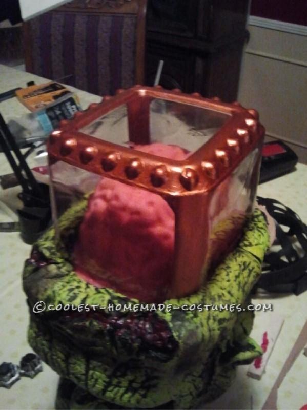 Frankenstein's Monster DIY Halloween Costume - 9