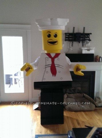 Fun Adult Lego Minifigure Costume