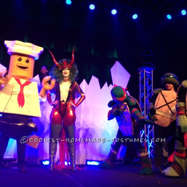 Fun Adult Lego Minifigure Costume