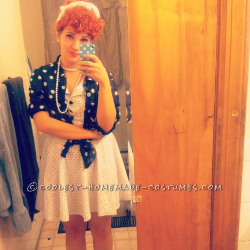 Fun Lucille Ball Costume