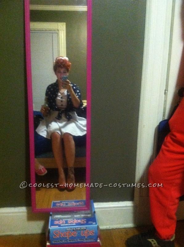 Fun Lucille Ball Costume - 3
