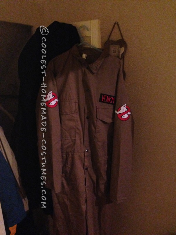 Ghostbusters Halloween Costume - 9