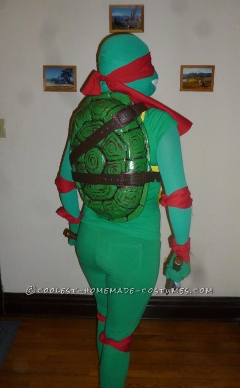 Ninja Turtle Ash Back Shell
