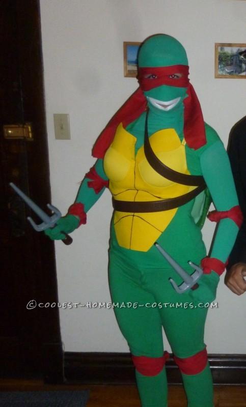 Ninja Turtle Ash 2