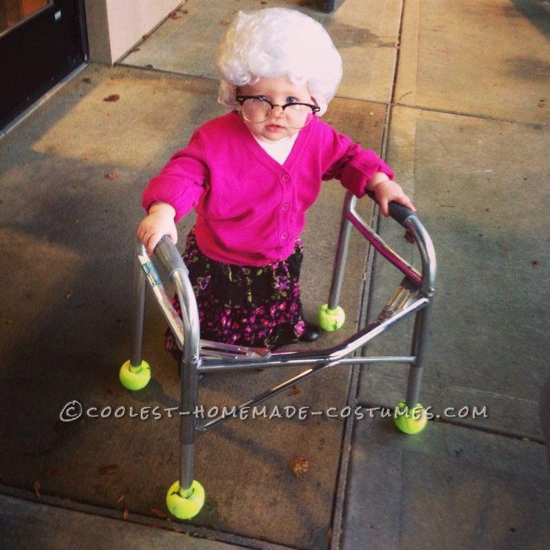 Grandma Emma Baby Costume