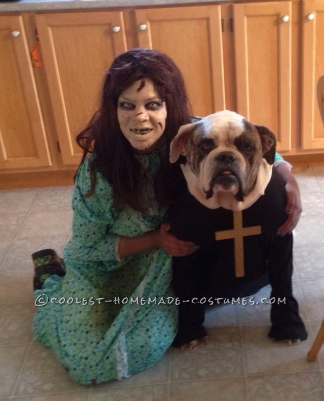 Grooviest Exorcist and Priest Costume Ever