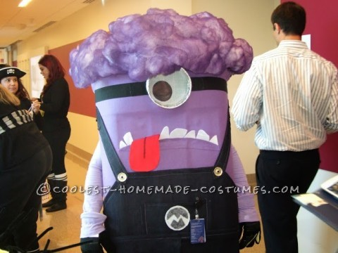 Gru's Evil Minion Halloween Costume