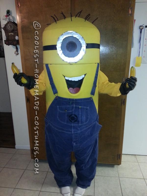 Coolest Handmade Stewart The Minion Halloween Costume
