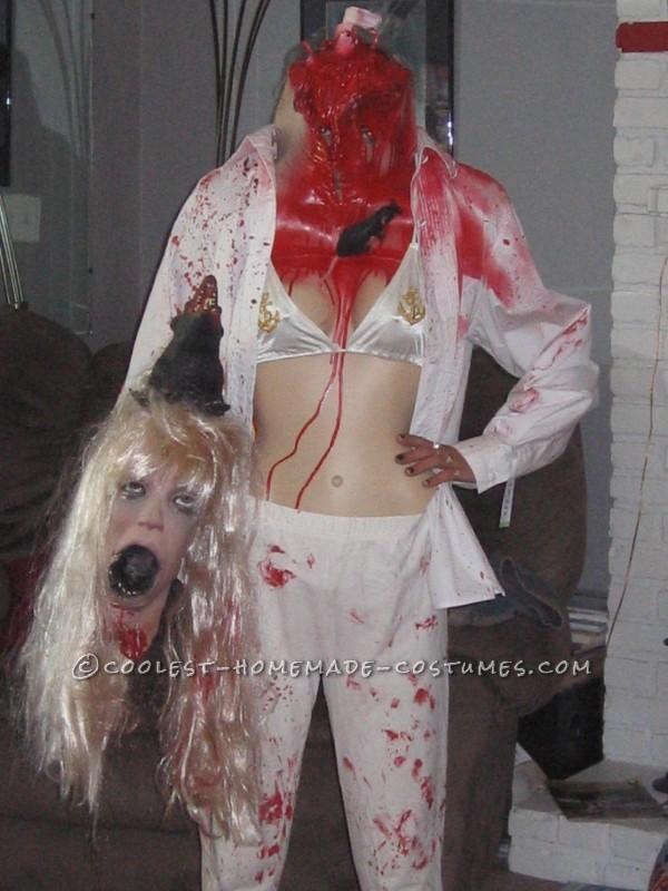 headless rat girl