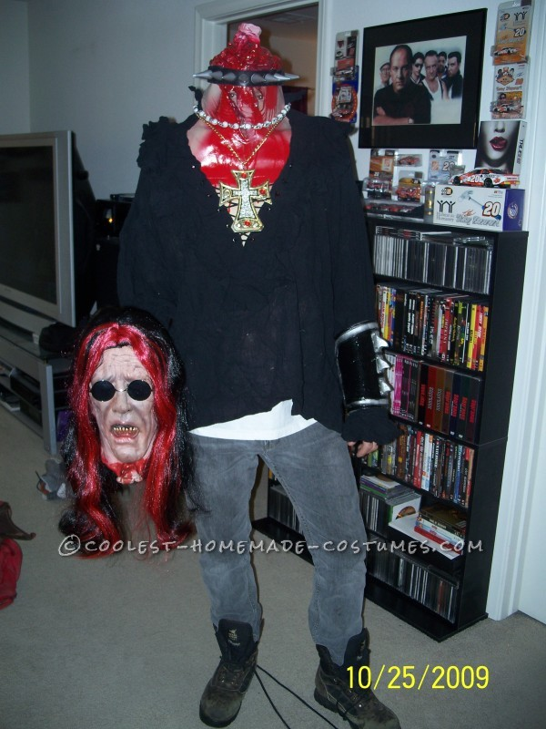 headless Ozzy