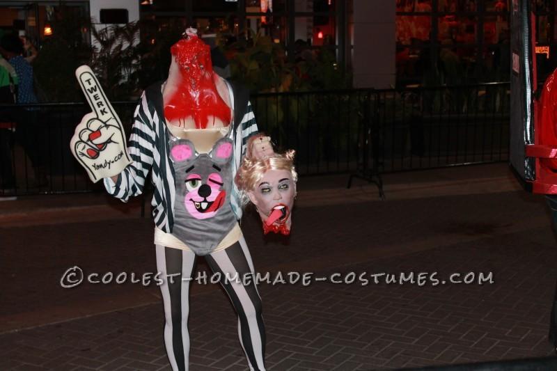 Cool Headless Celebs Costume