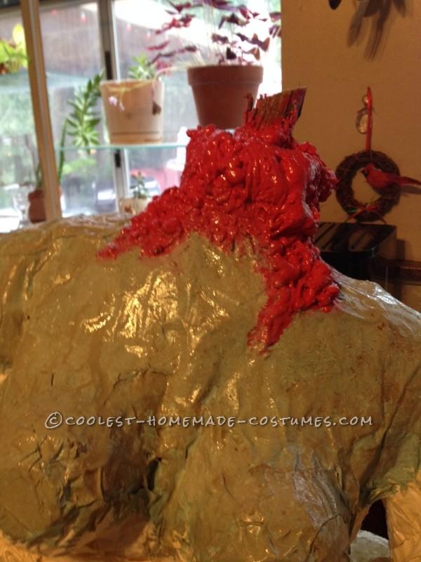 Prize-Winning Headless Marie Antoinette Halloween Costume
