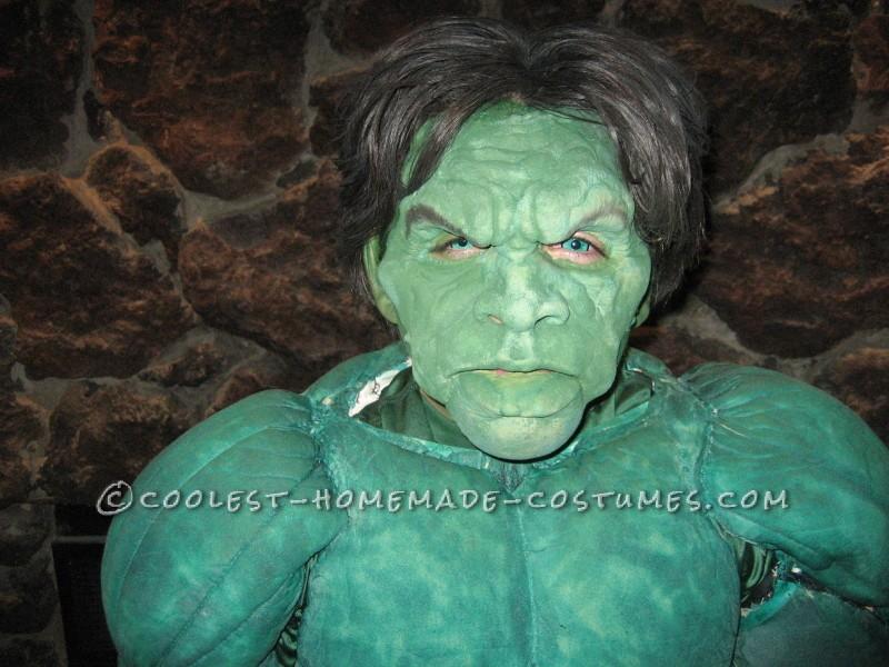 Cool Homemade Hulk, Storm, Captain America and Joker Costumes - 1