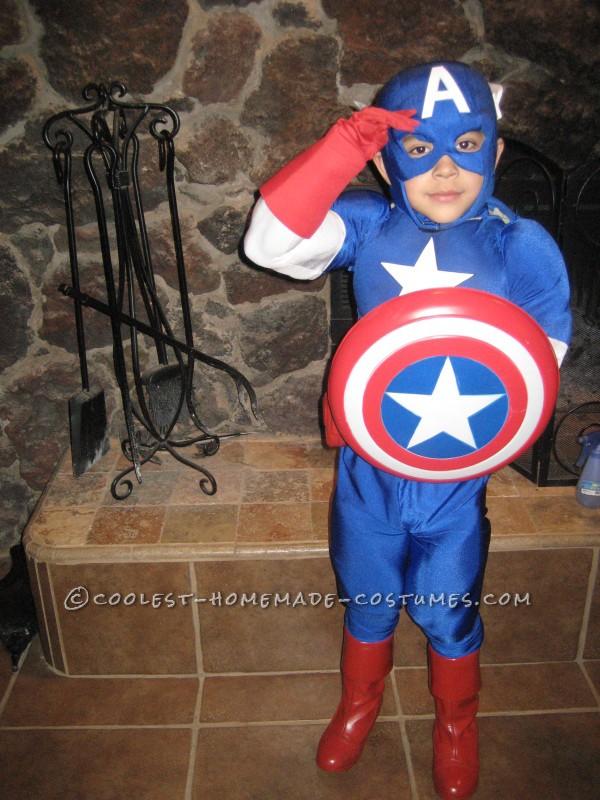 Cool Homemade Hulk, Storm, Captain America and Joker Costumes - 4