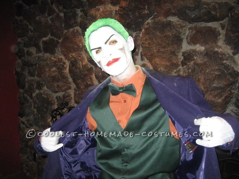 Cool Homemade Hulk, Storm, Captain America and Joker Costumes - 8