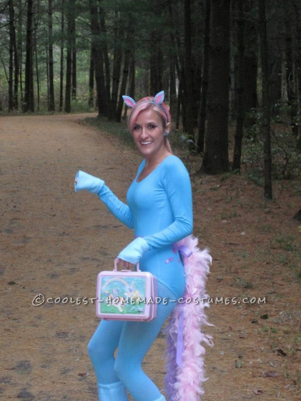 Cute Homemade My Little Pony Costume
