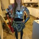Homemade Skyrim Video Game Costume