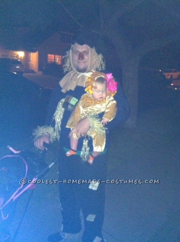 Cool Homemade Wizard of OZ Costumes for the Family - 1