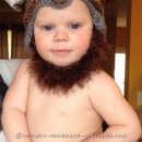 Funny (and Comfy) Baby Halloween Costume: Hudson the Baby Viking