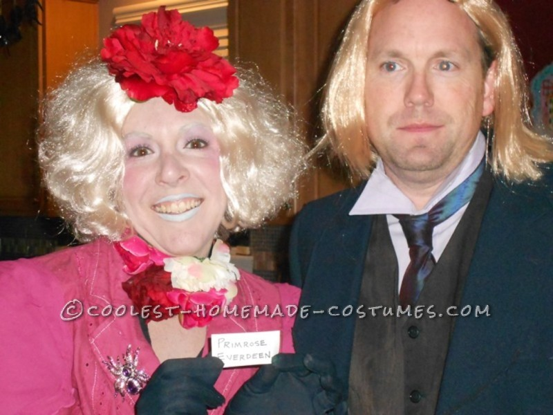 Cool Hunger Games Couple Costume