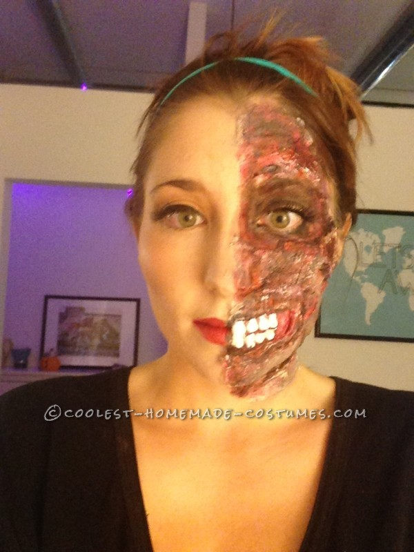 Coolest Harvey Dent Wo(Man) Costume