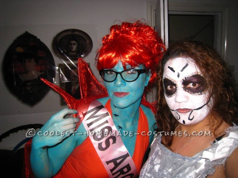 Cool Miss Argentina Halloween Costume - 2