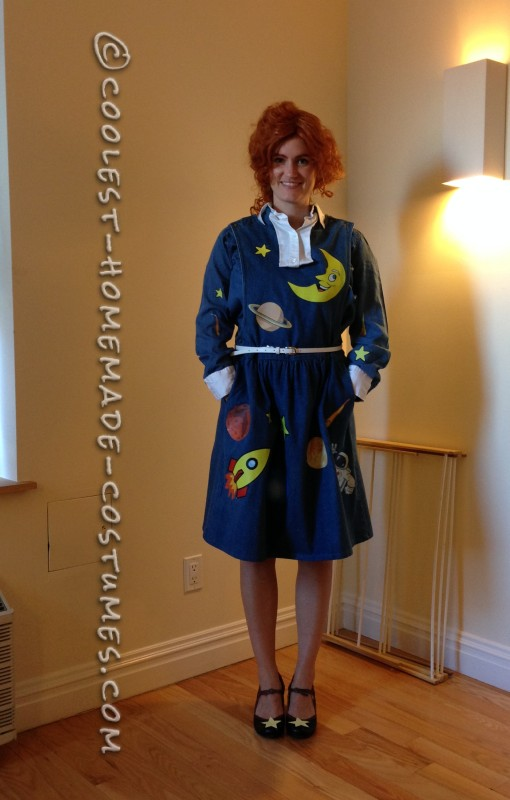 Final Product Miss Frizzle