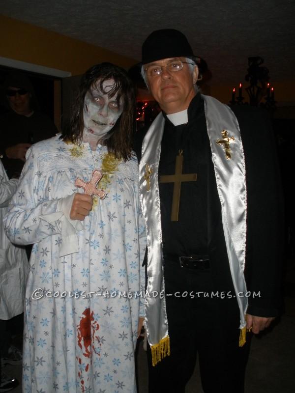 Contest-Winning Exorcit Couple Costume - 4