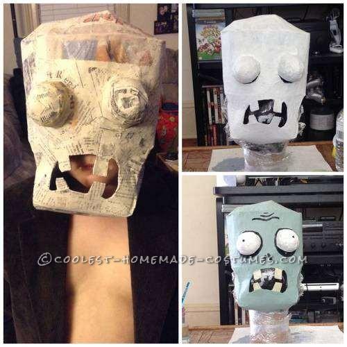 Helmet/Mask #2