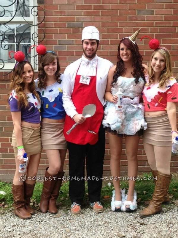 Ice cream Crew