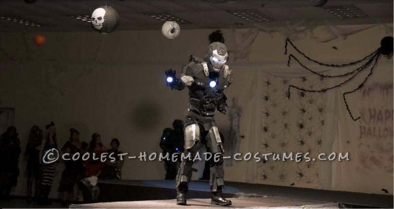 Warmachine catwalk stage