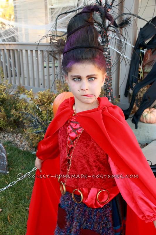 Cute Hocus Pocus Girl's Group Costume