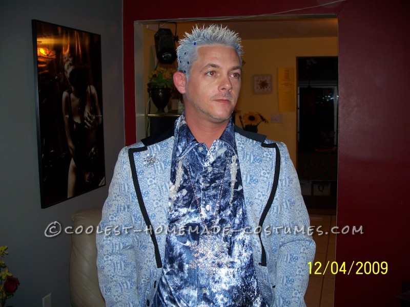Jack Frost and Mrs. Clause Couple Costume (The Ultimate Affair!) - 2