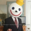 Cool Jack in the Box Halloween Costume