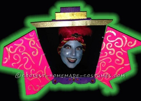 Jambi Costume from Pee Wee's Playhouse