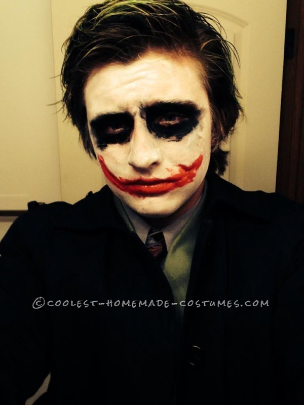 Cool Homemade Joker Costume