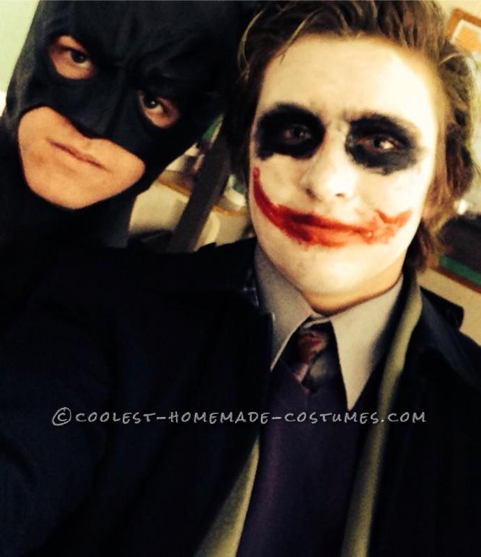 Cool Homemade Joker Costume