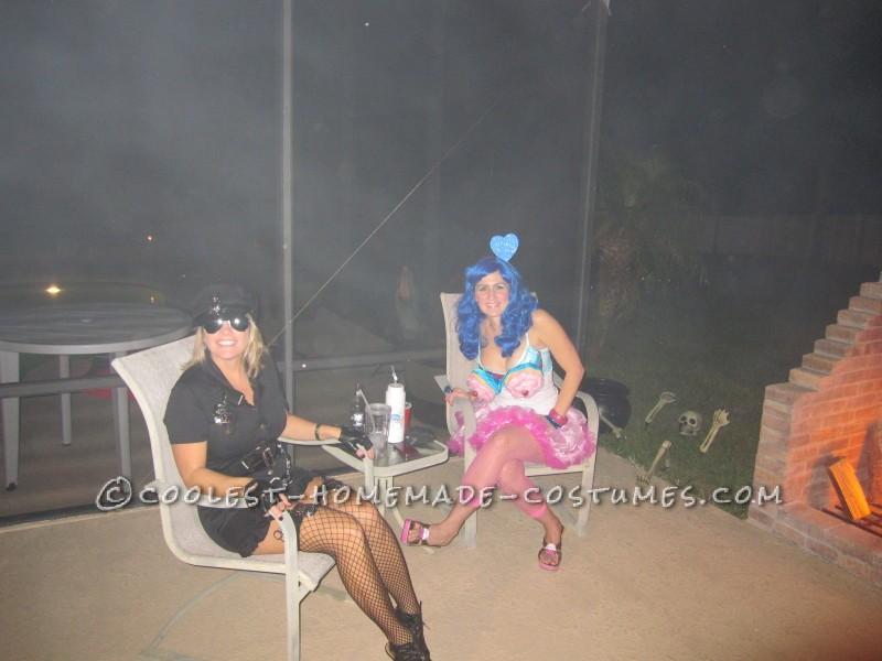 Katy Perry's Cupcakes Costume