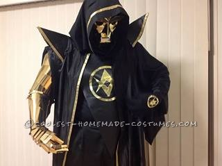 Klytus Costume from Flash Gordon