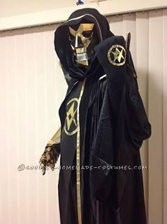 Klytus Costume from Flash Gordon - 1
