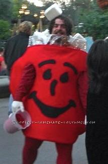 Kool Aid Man Costume