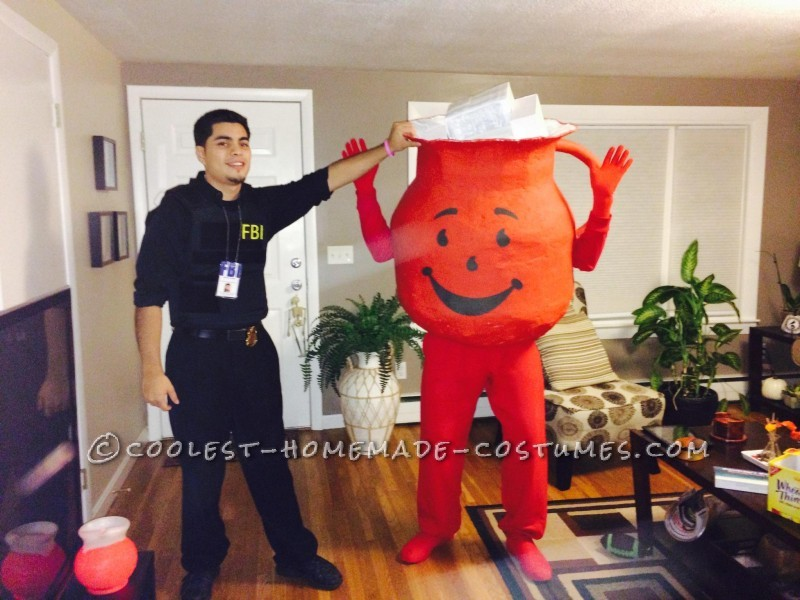 Koolest Kool Aid Man Costume