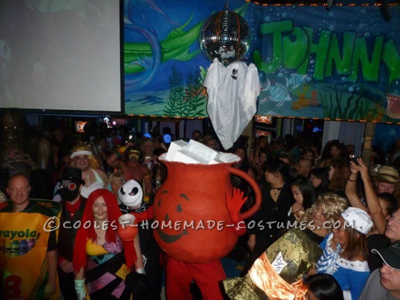 Koolest Kool Aid Man Costume