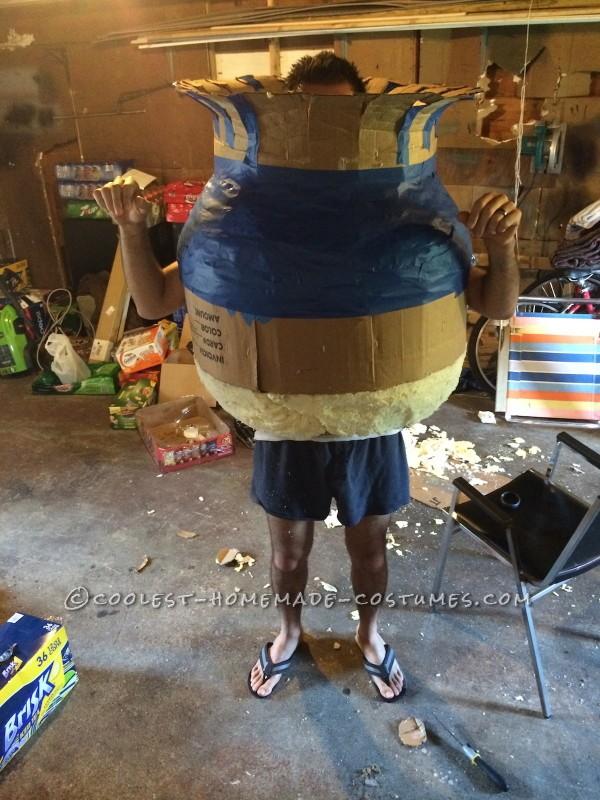Koolest Kool Aid Man Costume - 9