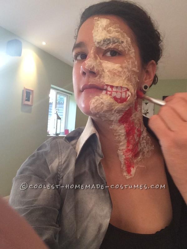 Last-Minute Women's Harvey Dent Costume - 6